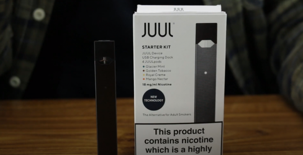 Cleaning JUUL Pod Chamber