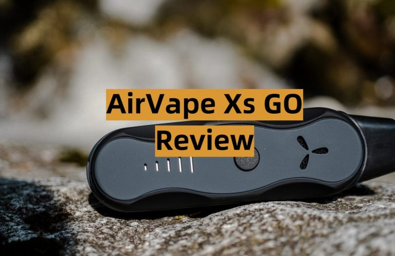 AirVape Xs GO Review